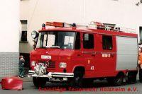 Löschgruppenfahrzeug - LF 8